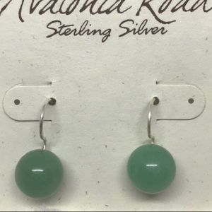 Avalonia Road Sterling Silver Natural Stone